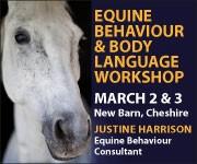 Justine Harrison Workshop March 2019 (West Wales Horse)